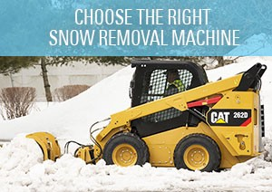 How to Choose the Right Snow Removal Machine?