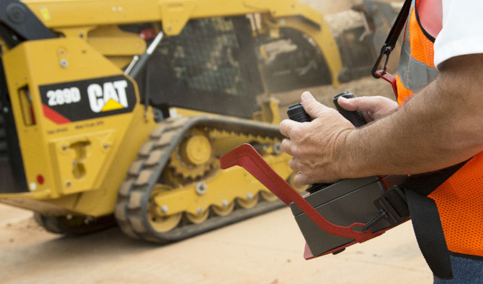 Remote Control System Now Available for Cat® D Series