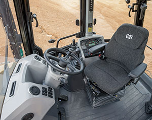 Your Cat® Machine Cabin - Where Comfort & Productivity Meet