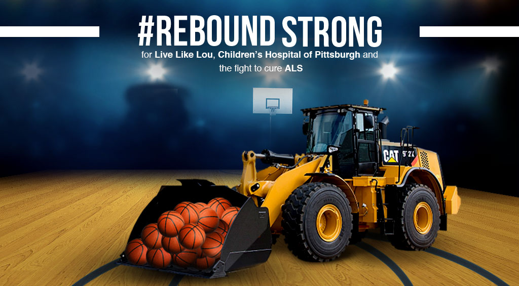 Rebound Strong - Cleveland Brothers Cat