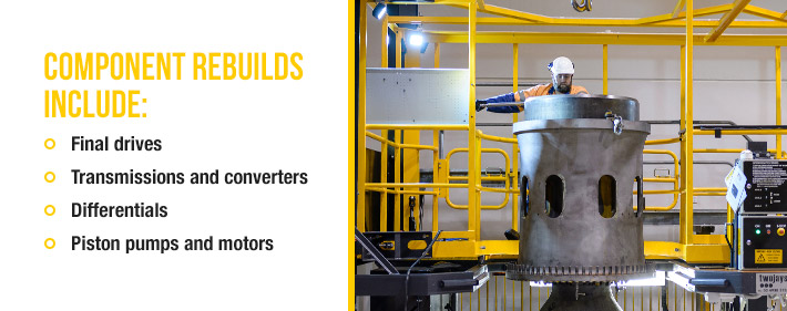 Hydraulic and Machining Services | Cleveland Brothers Cat
