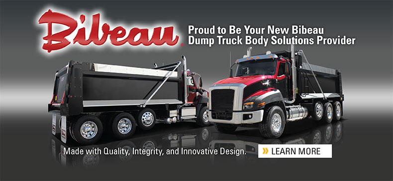 Introducing Bibeau Truck Dump Bodies