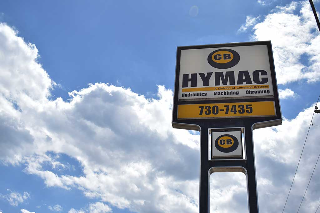 CB HYMAC - Camp Hill