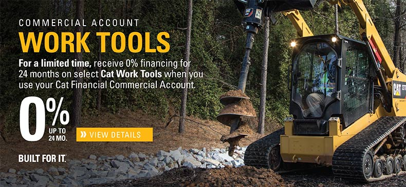 2018 Work Tool Financing - 0% for 24