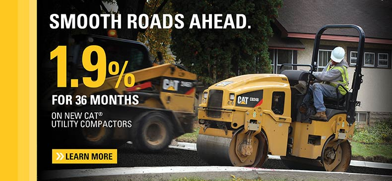 2019 Paving National Offer - 1.9% for 36 Months