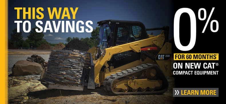 Buy or Rent Heavy Equipment | CAT Dealer PA - Cleveland