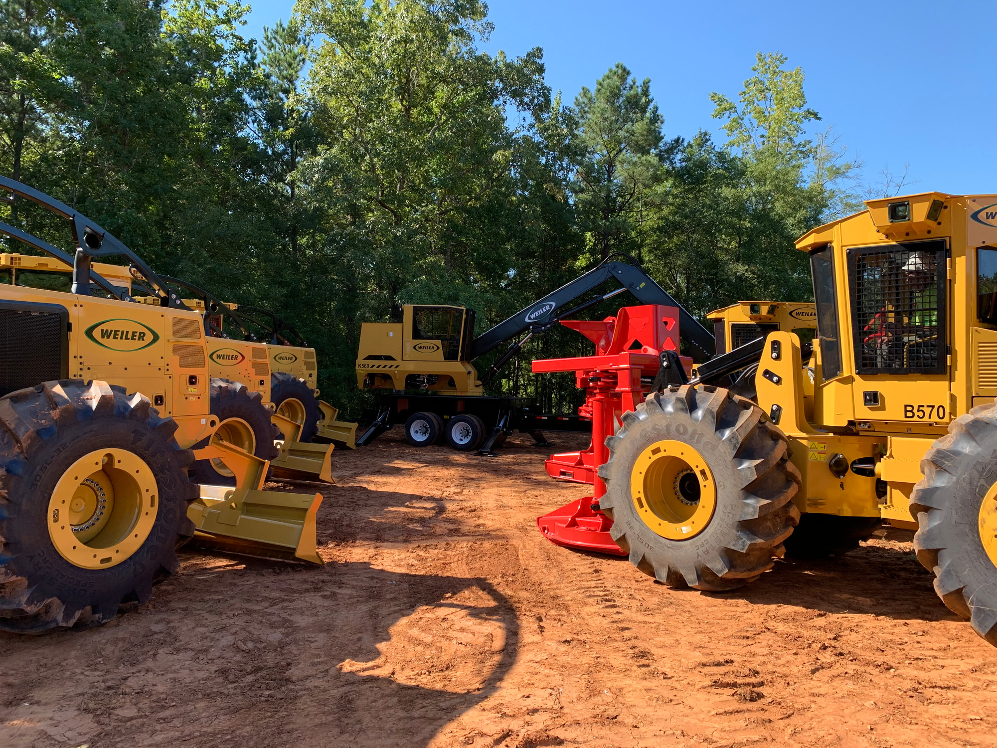 Weiler Forestry Products Now Offered at Cleveland Brothers