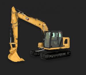 313GC Cat Excavator