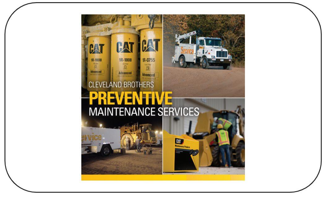 Cleveland Brothers Preventative Maintenance services