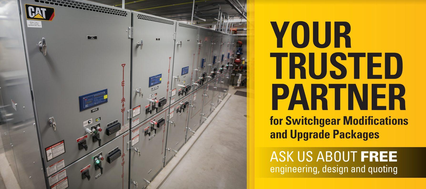 Switchgear maintenance services