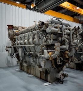 Engine Rebuild at Cleveland Brothers