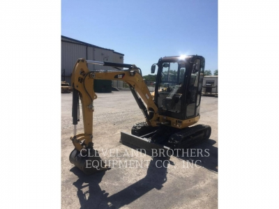 Used 2016 Caterpillar 302 7DCR Excavator with 118 Hours - Cleveland