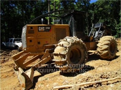 Used 2015 Caterpillar 525D with 5616 Hours - Cleveland