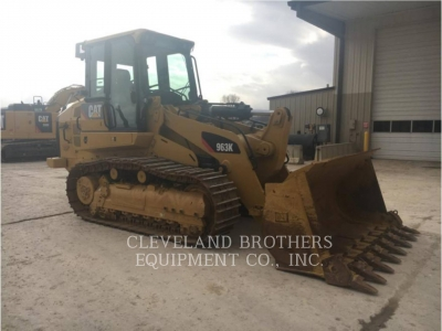 Used 2016 Caterpillar 963K Track Type Loader with 452 Hours