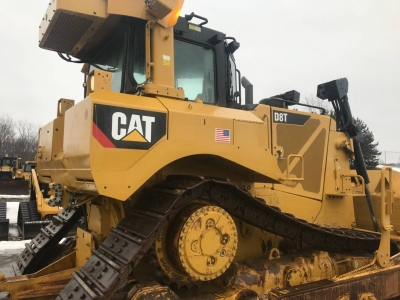 Used 2016 Caterpillar D8T with 4386 Hours - Cleveland